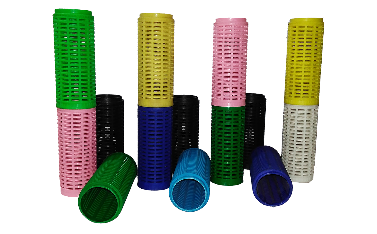perforated yarn dyeing tubes